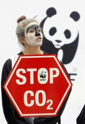 """A """"descarbonização"""" é desnecessária e contraproducente,  é uma pseudo-solução para um problema inexistente."""